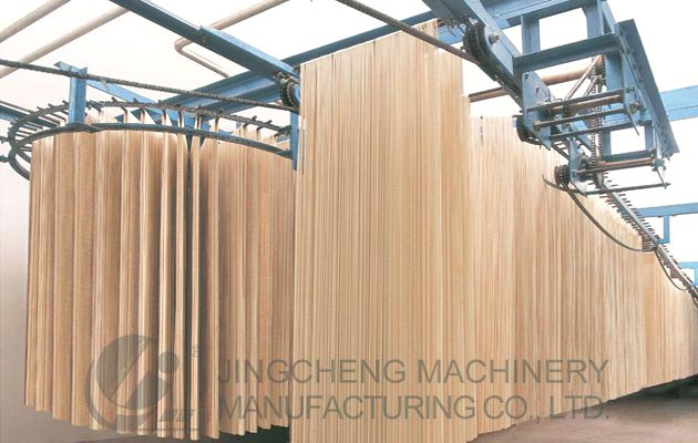 3T/8H Stick Noodles Processing Plant|Stick Noodles Production Machine