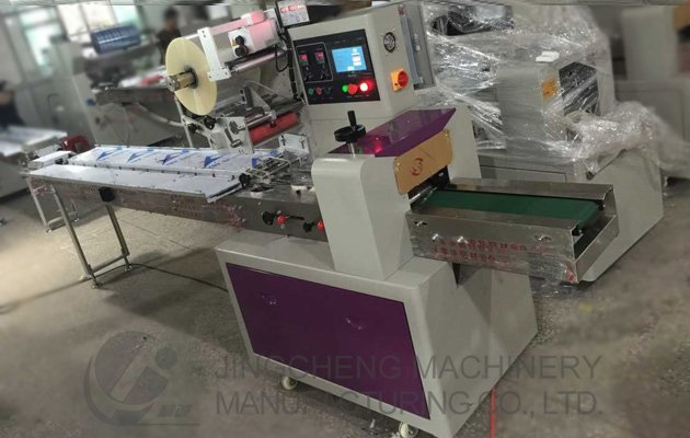 Instant Noodles Packaging Machine