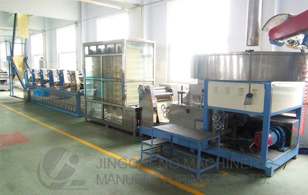 7T/8H Dry Chinese Noodle Making Machines