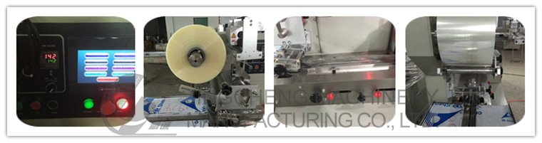 Pillow Type Packing Machine Details