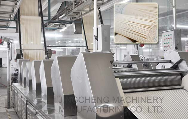 Fine Dried Noodles Production Line