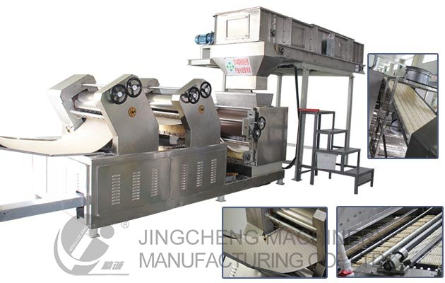 Instant Noodle Processing Equipment